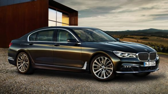 Limousine & Sedan Fleet for Rent in Westland Michigan - 2018_BMW_2