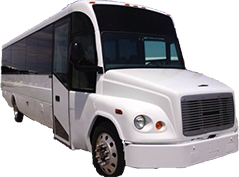 Party Buses - A-List Limousine - freightliner-vehicle