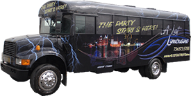 Party Buses - A-List Limousine - pearl-international-3800-vehicle